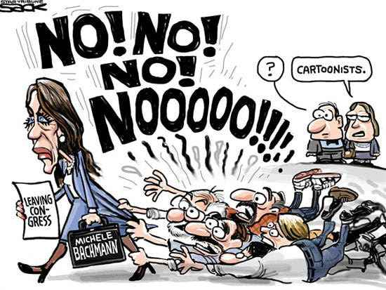 Bachmann-Leaves-Congress