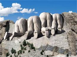 Back of My Rushmore