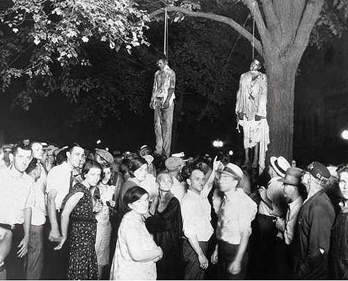 lynching-by-kkk-with-women