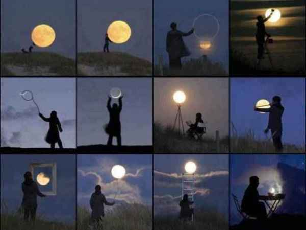 Moon-games
