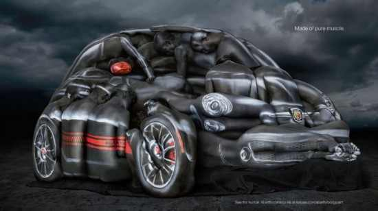 Body-painted-Fiat-500-Abarth-550x308