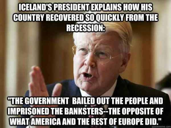 How Iceland beat recession