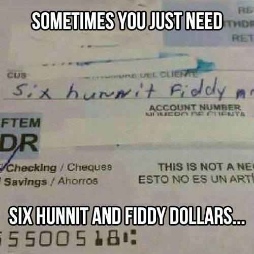 Silly check