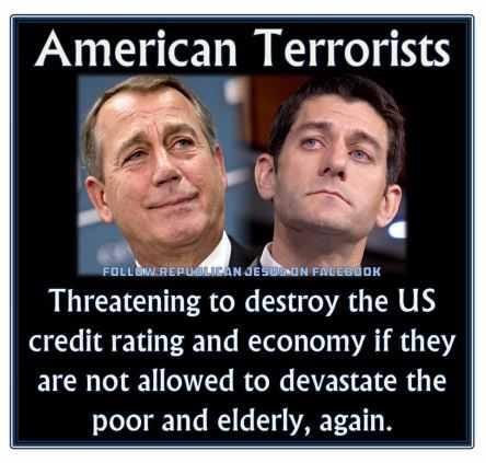 American-terrorists