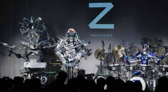 Z-Machines-robots