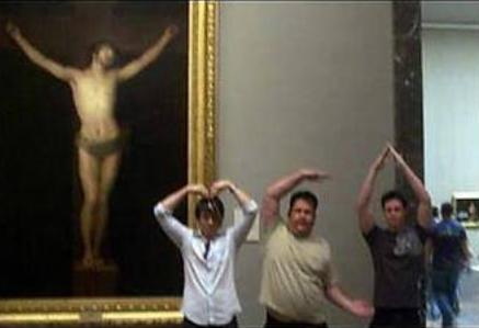 Jesus YMCA!!