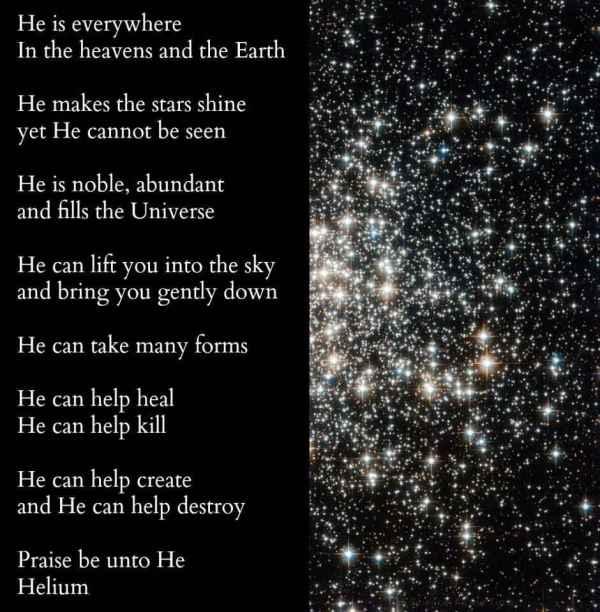 Praise Be To Helium
