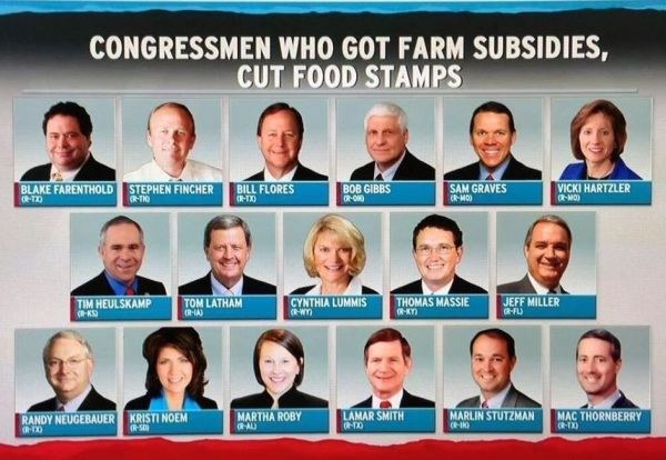 GOPhypocrisyFarmSubsidiesFoodStamps