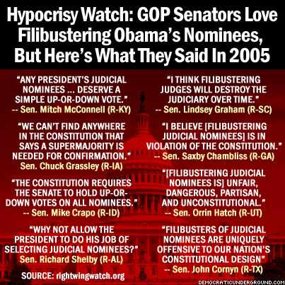 hypocrisy-on-filibusters
