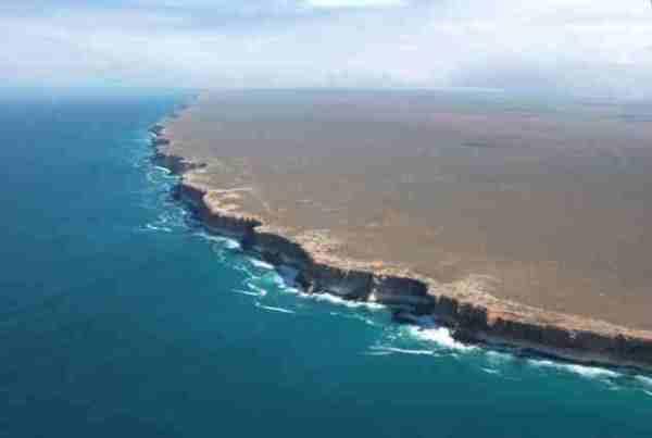 Nullarbor-Cliffs-Australia