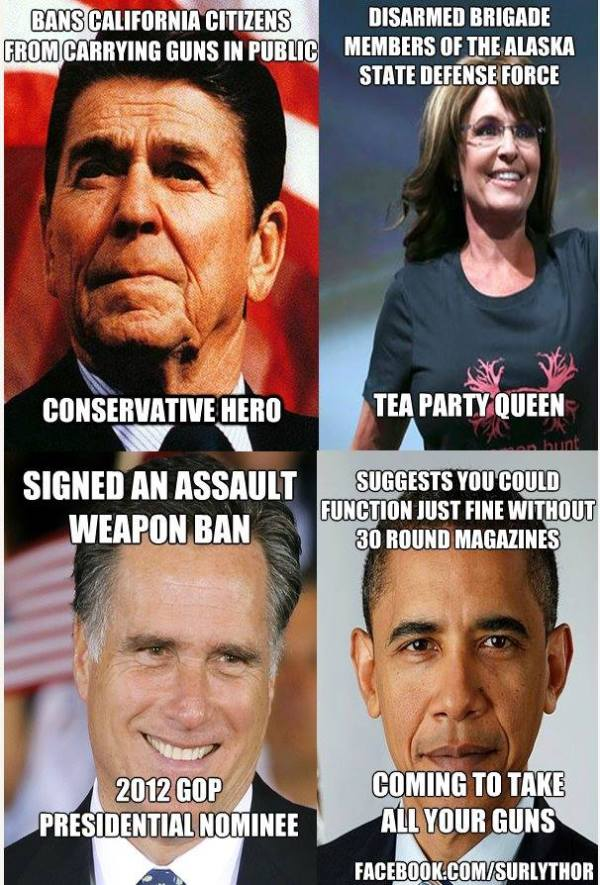 Obama wants your guns..from nuts