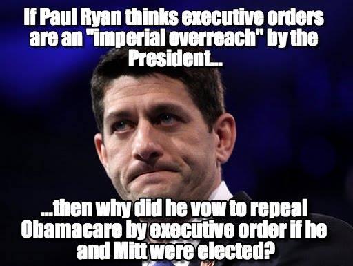 Ryan Hypocrite