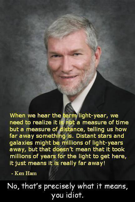Idiots Light year explained