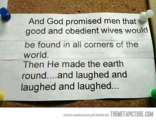God promise to men