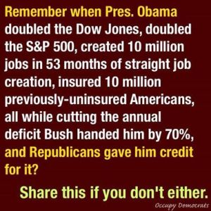 Remember when Obama cut deficits