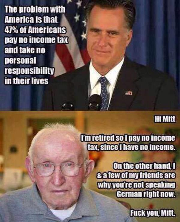 FUCK YOU MITT