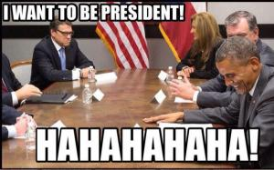 Perry wants to be Pres-HAHA