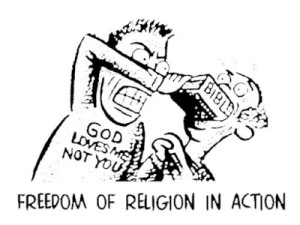 Freedom of religion in America