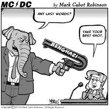 Rethug Benghazi Shoots self
