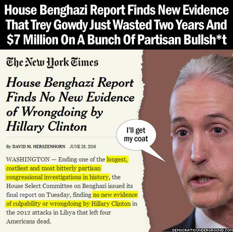 Benghazi Busted