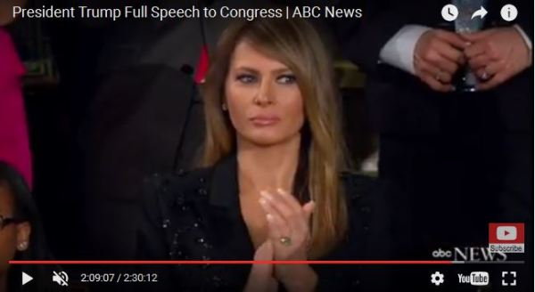 not-happy-melania
